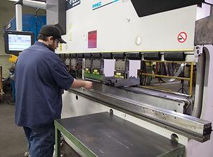 B. Walter Custom Fabricated Metal Products