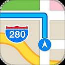 Apple Maps Connect Logo