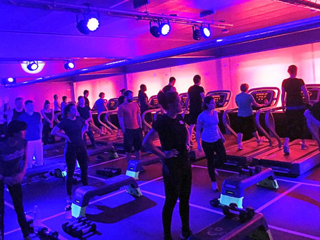 Best central Sheffield workouts