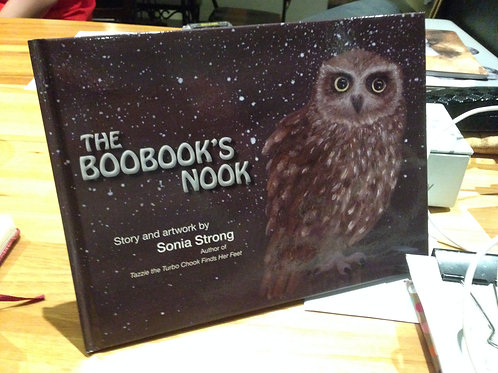 The Boobook's Nook