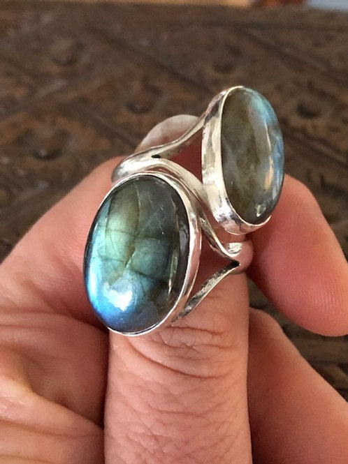 Labradorite Rings - Various