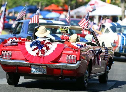 35th Annual 4th of July Celebration is ON!