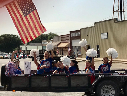 Small Town USA - 4th of July Celebration