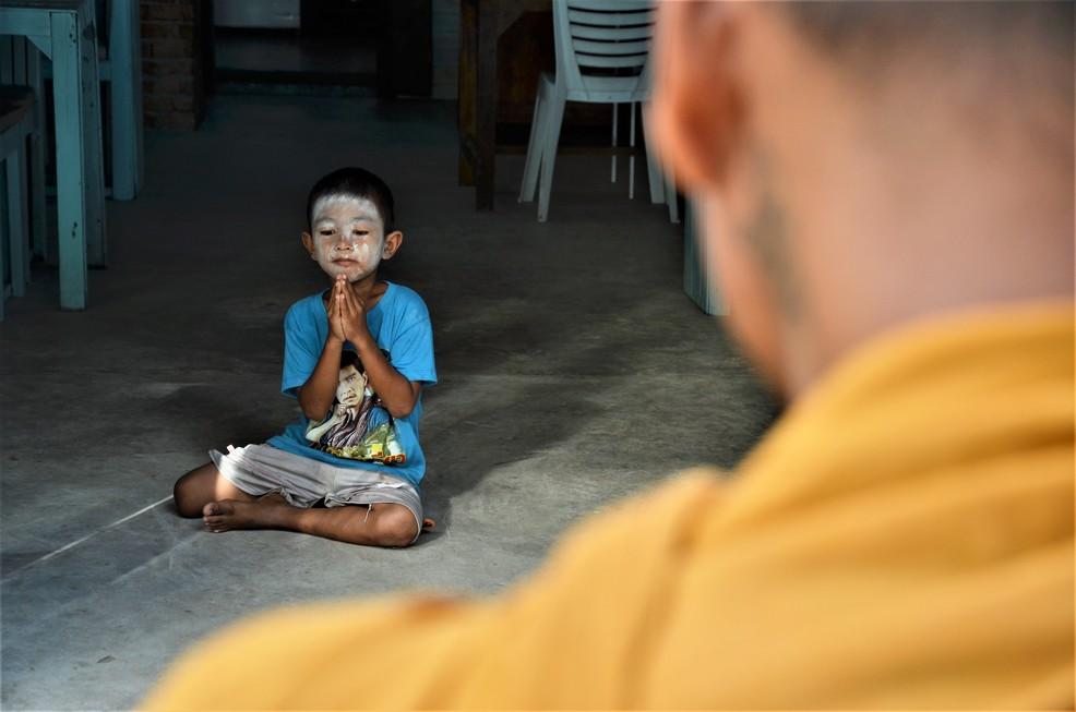 Koh Phayam_Monk_7