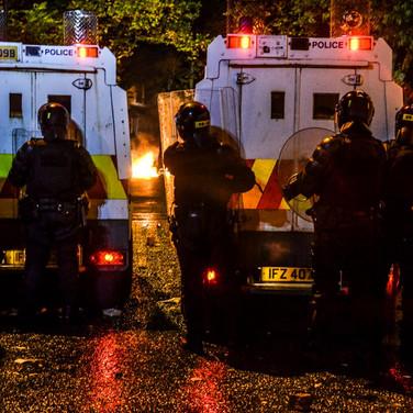 Belfast (Northern Ireland), July 2015