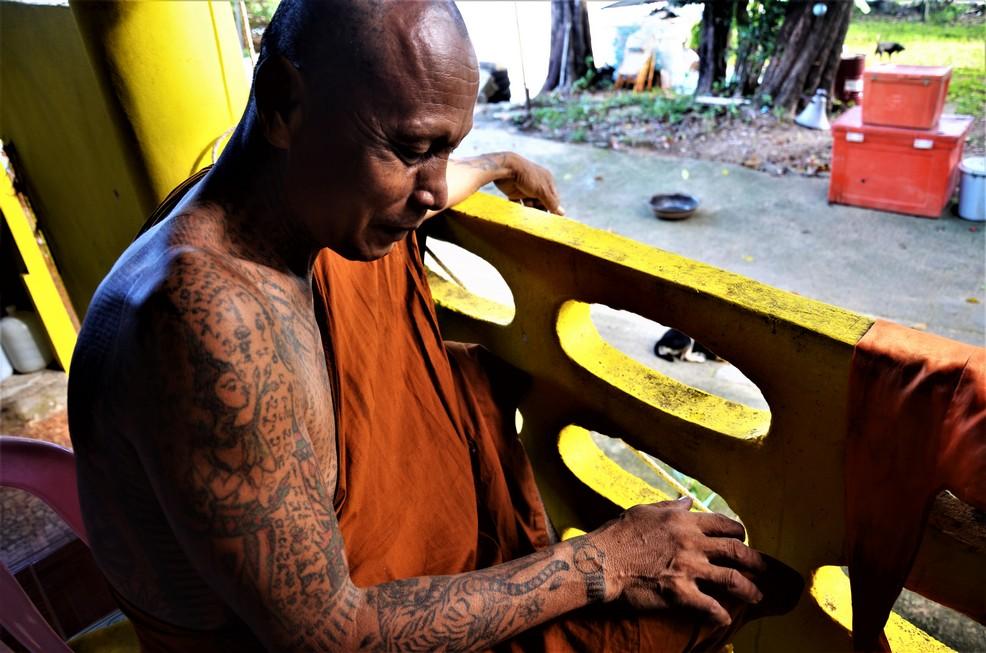 Koh Phayam_Monk_11