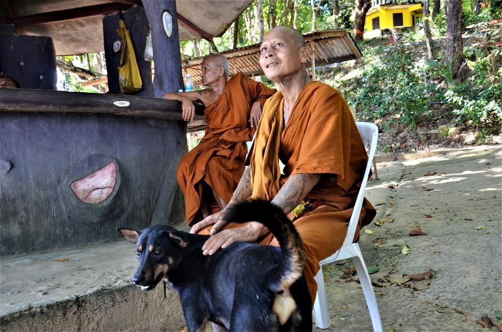 Koh Phayam_Monk_20