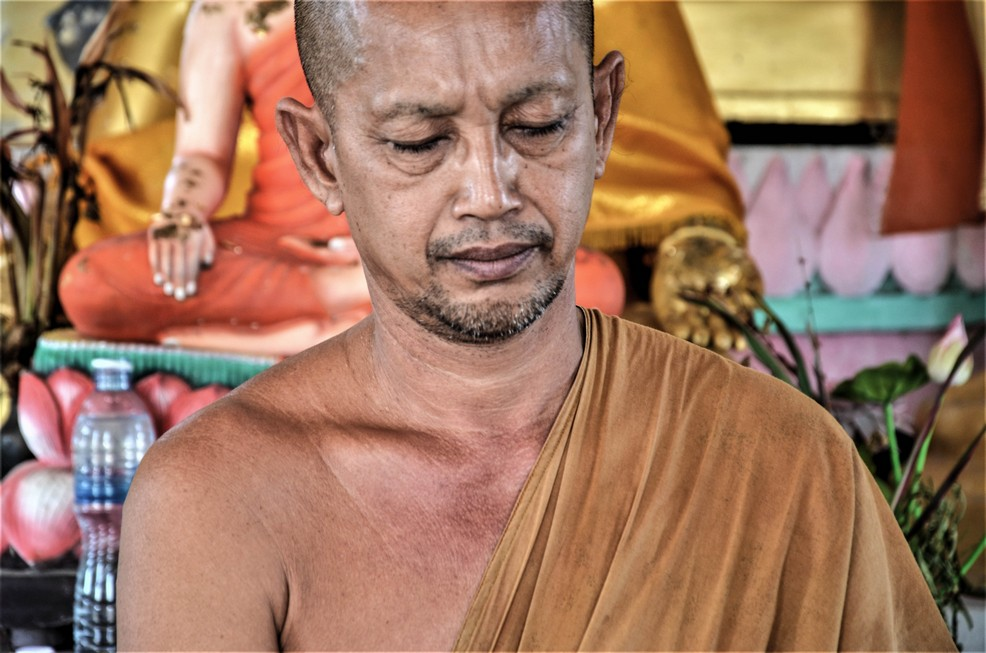 Koh Phayam_Monk_16