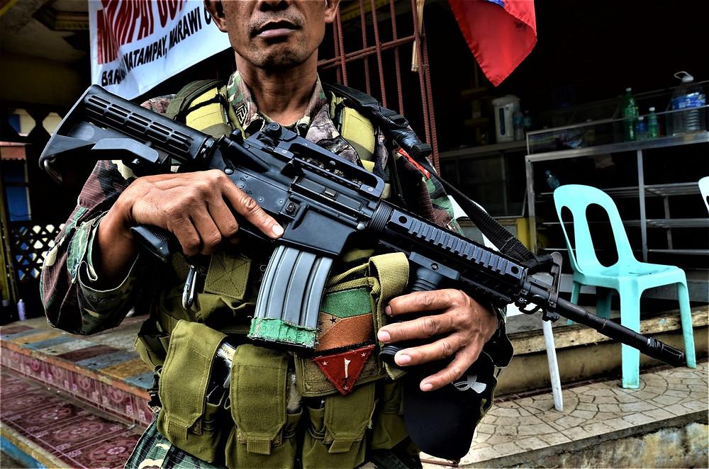Marawi, agosto 2017 - © www.fabiopolesereporter.com