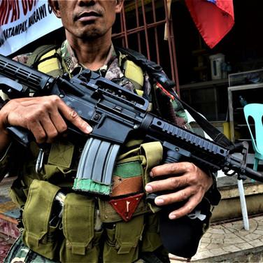 Marawi (Mindanao, Philippines), August 2017