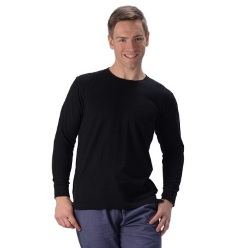 Men's Hemp Longsleeve T-shirt