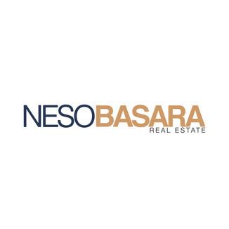 Social Media - Colour Text Logo - Neso B