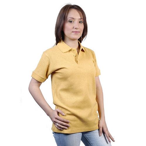 Women's Hemp Golf Shirt
