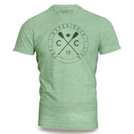 Lime Crossed Paddle - T-shirt.jpg