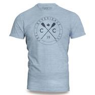 Light Blue Crossed Paddle - T-shirt.jpg