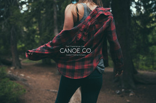 2019-06-04 - Girl in Plaid Forest - Cano