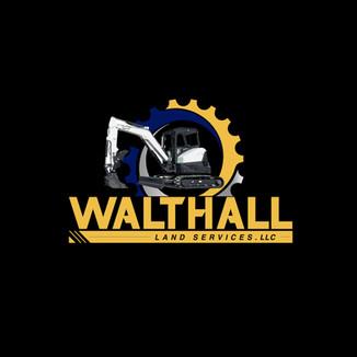 Social Media Logo Black BG - Walthall.jp
