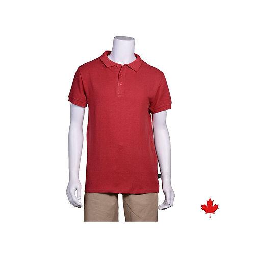Men's Urban Hemp Golf Shirt