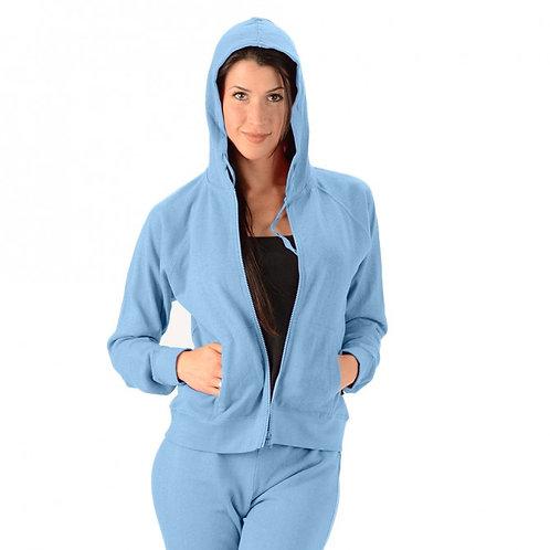 Women's Hemp Jersey Hoodie