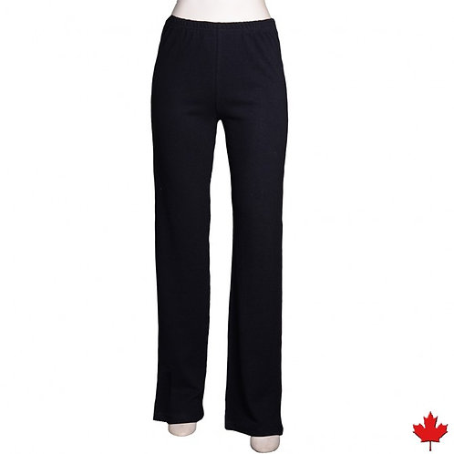 Women's Hemp/OC Jersey Pants