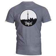 Cityscope - Grey Tee - Tenfed.png