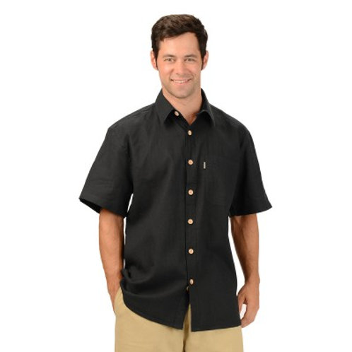 Men's Hemp Short Sleeve Shirt