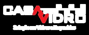 Logo PNG para Fundo Escuro - Com Slogan