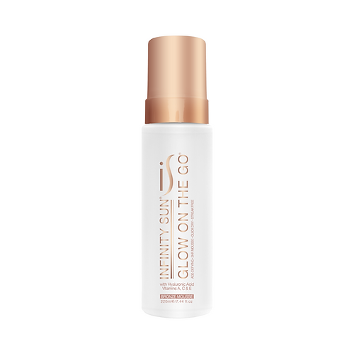 Glow on the Go Rapid Bronze Mousse
