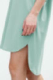 Donna in abito Mint