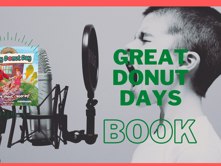 Podcast 1.4: #1 Children's Book - Daddy Donut Day - Great Donut Days