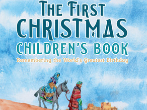 #11 Children's Book - The First Christmas Children's Book: Remembering the World's Greatest Birthday