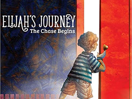 #1 Children's Storybook -- Elijah's Journey Storybook 1, The Chase Begins