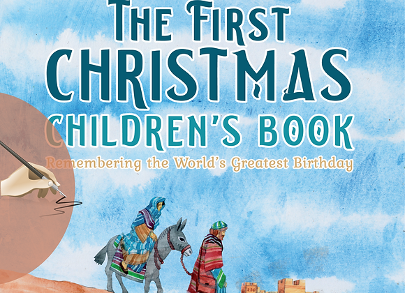 The First Christmas Children's Book (Author Signed)