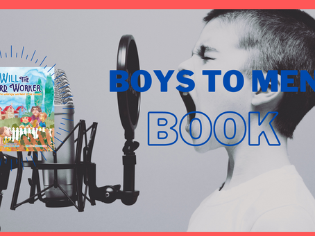 Podcast S1.E2: Will the Weird Worker - The boy who willingly worked to be a man.