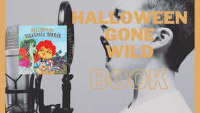 Podcast 2.2: #10 Children's Book - Halloween Vegetable Horror - What to think about Halloween?