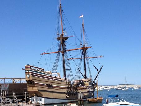 400th Anniversary of the Pilgrims Landing in America - November 11, 1620-2020
