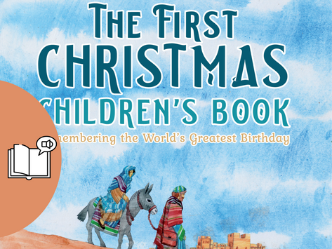 #11 Children's Audiobook - The First Christmas Children's Book: Remembering the World's Greatest