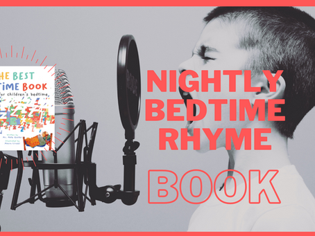 Podcast 2.1: #9 Children's Book - The Best Bedtime Book - What's the best children's book?