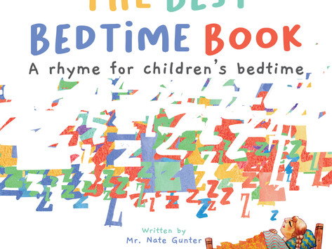#9 Children's Book - The Best Bedtime Book: A rhyme for children's bedtime