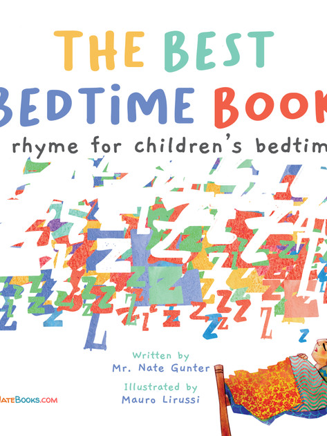 #9 Children's eBook - The Best Bedtime Book: A rhyme for children's bedtime