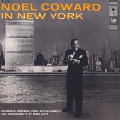 Noel Coward In New York