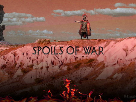 Episode 8: Spoils of War