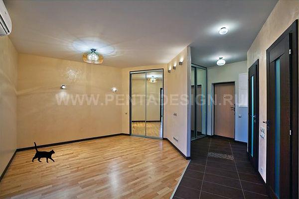 Перепланировка 1 комнатных квартир