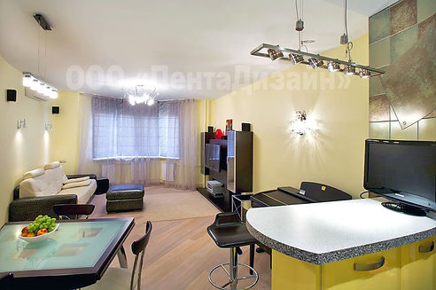 Ремот 3-х комнатных квартир