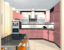 Дизайн-проект квартир на Волгоргадском проспекте
