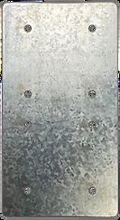 Металлическая подложка для накладных розеток Legrand для деревянного дома 2 поста. Негорючая подкладка под розетки Легранд Валена 2 поста |  | негорючее основание под розетки | установка розеток на горючем основании | установка розеток на деревянном основании