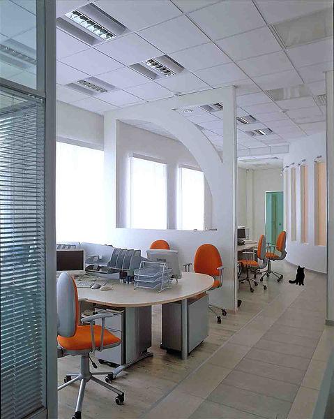 Дизайн-ремонт офиса на 60 сотрудников