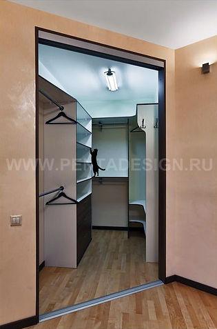 Дизайн-проект 1 комнатной квартиры