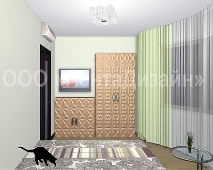 Ремонт 1 комных квартир