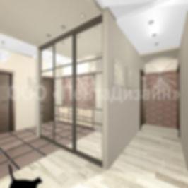 Перепланировка 4-х комнатных квартир